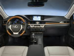 Lexus Es Interior 2014 Lexus Es 300h Price Photos Reviews Features