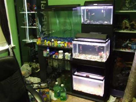 fish tank bench woodwork diy 10 gallon fish tank stand plans plans pdf