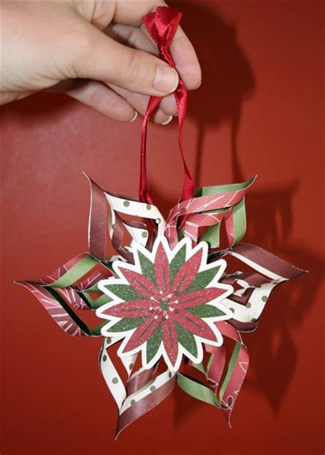 christmas paper craft ideas sour cream containers easy