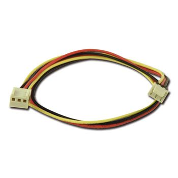 3 pin fan extension cable 32cm sharkoon fan cable extension 3 pin to 3 pin