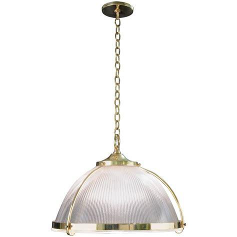 Pendant Light For Sale Holophane Glass Big Dome Pendant Light For Sale At 1stdibs