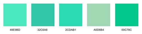 turquoise color chart green color chart pike productoseb co