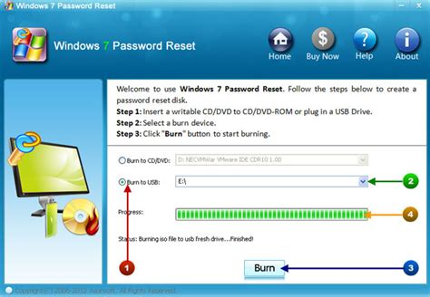 windows reset password disk windows password reset