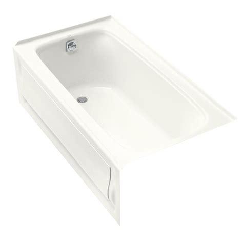 kohler bathtub price kohler bancroft air bath tub white