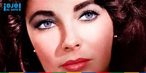 imagenes de ojos violetas 191 qu 233 hac 237 a tan especiales los ojos de elizabeth taylor