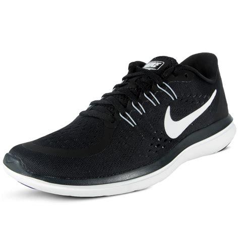 Sepatu Running Original Nike Flex 2017 Rn Black Violet s nike flex 2017 rn running shoes 898476 001 ebay