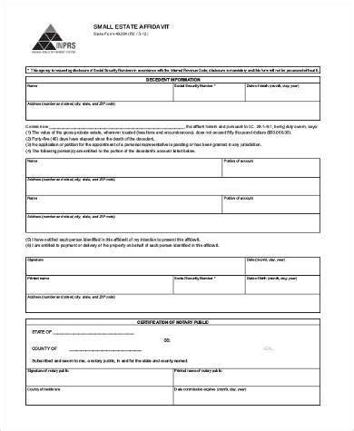 21 Affidavit Form Exles Free Sle Exle Format Download Affidavit Of Forgery Template