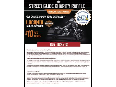 Food Pantry Concord Nh by Laconia Harley Davidson Raising 50k For Nh Food Bank Patch