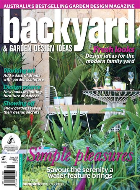 ideas mag download backyard garden design ideas magazine issue 11