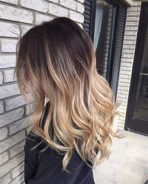 pictures of brown and blonde ombre hair the 25 best ideas about ombre hair on pinterest