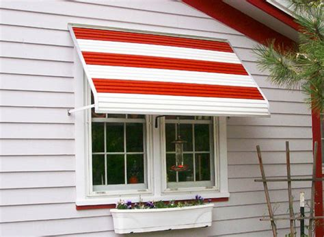 general awning metal window door canopies general awnings