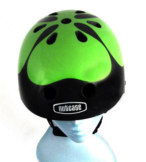 Apparel Nutcase Helmet Lxl Dot got luck black pearl four leaf clover child nutcase sport helmet for bicycle board