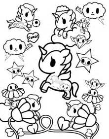 tokidoki coloring pages tokidoki unicorno coloring pages coloring pages