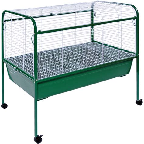 cage for dogs walmart prevue pet products small animal cage with stand green and white walmart