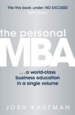 Mba Condensed Book by Lessons From The Best Self Help Books All The Best