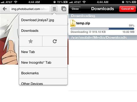 Chrome Download Manager | il download manager per google chrome su ios 232 servito