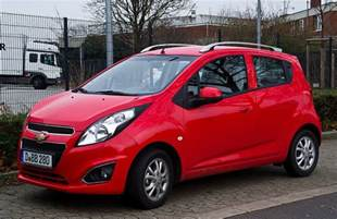 What Is A Chevrolet Spark Chevrolet Spark