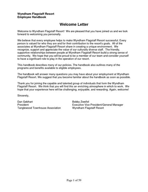Response Welcome Letter Best Photos Of Employment Welcome Letter New Employee Welcome Letter Sle New Employee