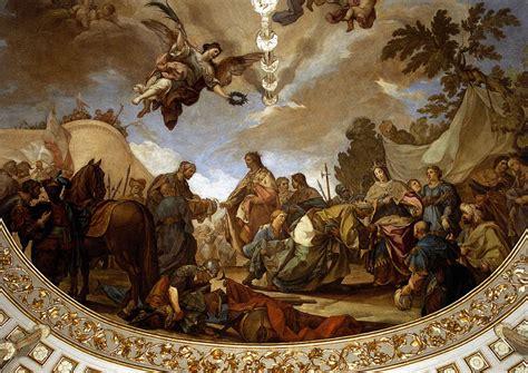 Fresco Ceiling by Cieling Fresco Paints