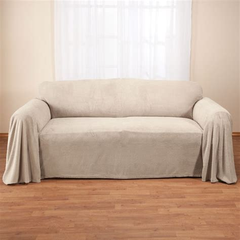 coral fleece sofa furniture throw furniture protector