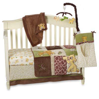 Disney Nala Crib Bedding Disney Baby King Go Crib Bedding Collection Bedbathandbeyond Benjamin S