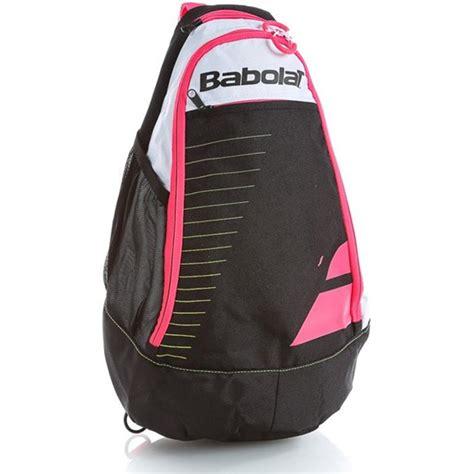 Sling Bag Club Bola babolat club sling bag black pink tennisnuts