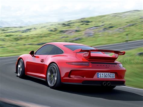 porsche gt3 2014 porsche 911 gt3 991 gets official photos