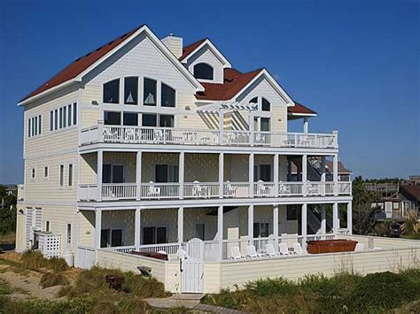 10 best 10 bedroom obx vacation homes images on