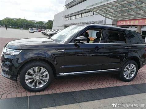 kw t900 zotye t900 paket kw range rover sport di china autonetmagz