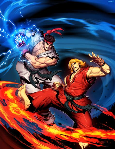 fighter unlimited vol 1 path of the warrior books image gallery ken vs ryu