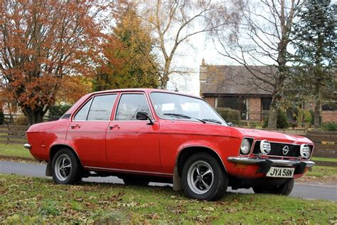 1971 Opel Ascona Photos Informations Articles