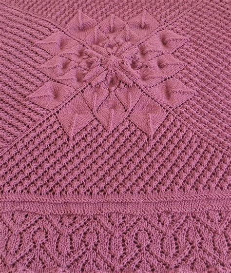 knit square patterns 25 best ideas about knitted afghans on