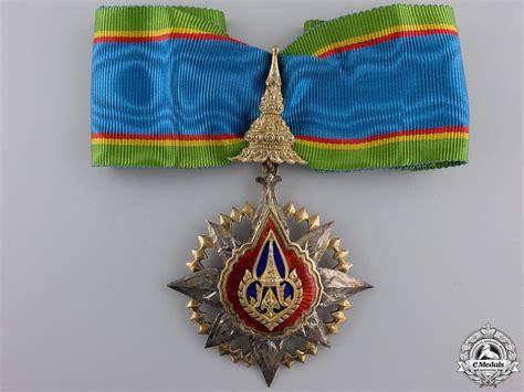 Orderan Ibu V 1 an order of the crown of thailand commander