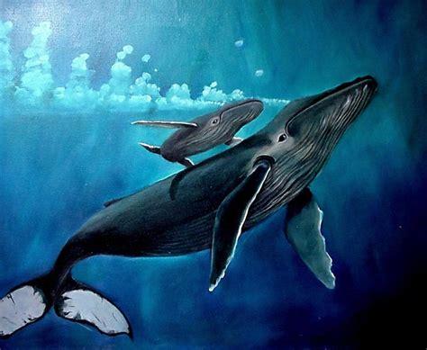 Under The Sea Wall Mural cute whale wallpaper wallpapersafari