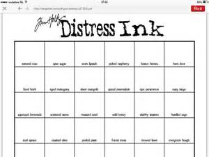 distress ink color chart 301 moved permanently