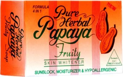 Thai Papaya Soap 135 70 on likas papaya soap papaya skin whitening