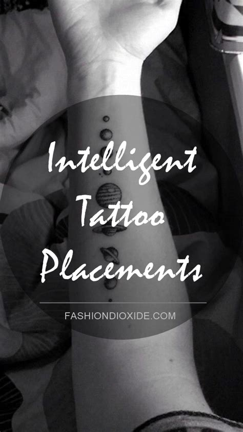 hidden tattoo placement 10 intelligent placements what they say