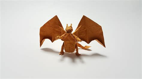 Origami Charizard - 30 absol utely astonishing origami because you