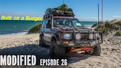 mitsubishi pajero modified modified mitsubishi pajero nj modified episode 26