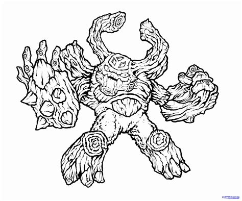 skylander ninjini colouring pages 179452 skylander giants