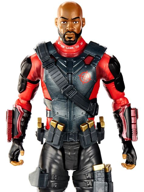 12 Inch Figure Collectibles squad deadshot dc comics multiverse 12 inch figure actionfiguresdaily