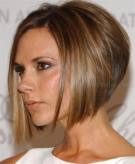 short inverted bob for women in 40s bob haircut victoria beckham inverted bob hairstyle