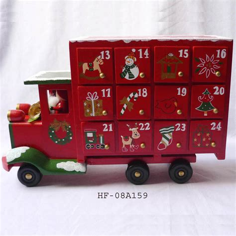 china christmas wooden advent calendar china advent