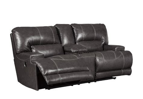 Reclining Seat With Console by Mccaskill Power Reclining Seat W Console