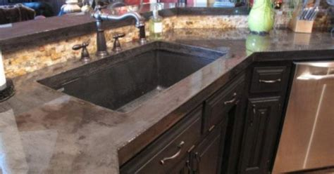 Cabinets To Go 4081 by How To Pour And Install Concrete Countertops In Your