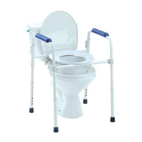 chaise 3 en 1 chaise de toilettes 3 en 1