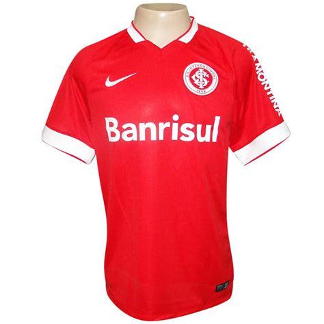 Inter Original 4 camisa inter nike 2014 619204 612 vermelho branco