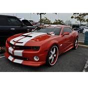 Muscle Car Chevrolet Camaro Vermelho Baixe Fotos De Belos