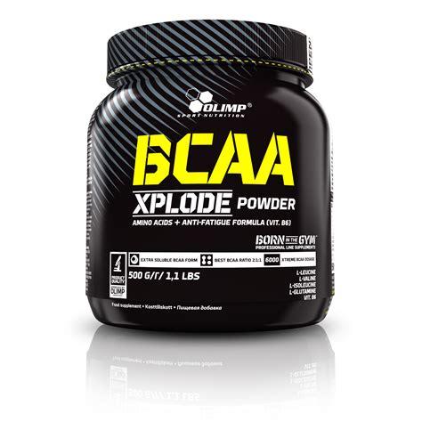 bcaa einnahme wann protein projekt de bcaa xplode 500g