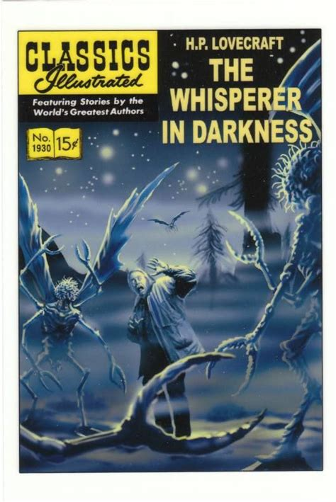 the whisperer in darkness books the world s catalog of ideas